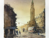 End of the day (Princes Street) - LIMITED