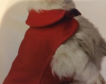 dog sweater fleece, dog fleece sweater, seven sizes, simplicity pattern, dog sweater fleece