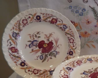 Wedgwood Cornflower bread and butter plate