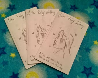 Little Baby Nothing - Manic Street Preachers Fanzine