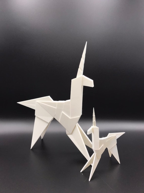Want to make your own Blade Runner origami unicorn? Here's how ... | 760x570