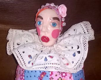 Collectible ooak doll