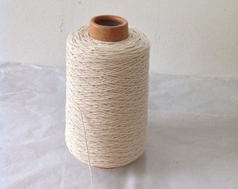 WARP Yarn ~ COTTON available in three strengths