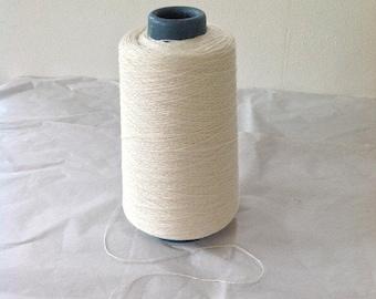 WARP Yarn ~ BLEACHED LINEN