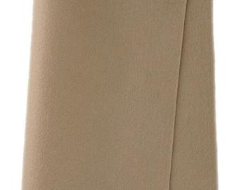 FELT 100/% Wool ~ DARK MOSS ~ 1-1.2mm thick ~ 20x30cm ~ Colour 547