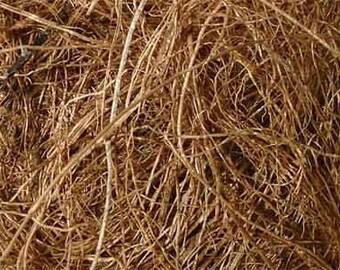 Tintura naturale fibra di cocco o materiale di imbottitura