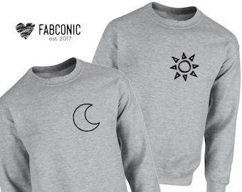 95a39c99e3 Matching sweatshirts, Matching couples hoodies, Couple sweatshirts, Matching  couple sweatshirts, Couples hoodies, Couples sweatshirts