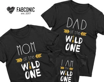 Family Birthday Shirts Matching T For