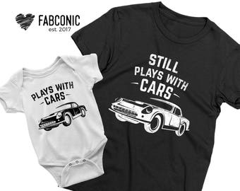 Father Son Matching Shirts Etsy