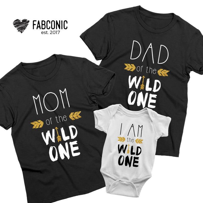 77dd6bb69 Mom Dad Shirts Mommy Daddy Baby Matching Shirts Mom Dad Shirts | Etsy