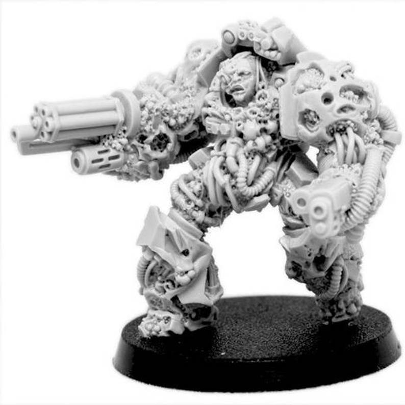 CHAOS Obliterated Warrior Mutant Pack 3U