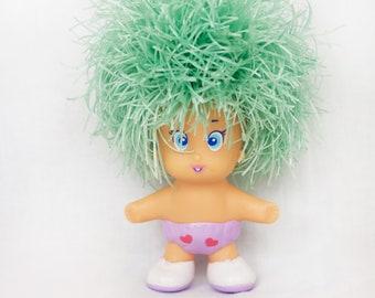 Oddzon Kooshie Koos Baby Miniature Doll 1999