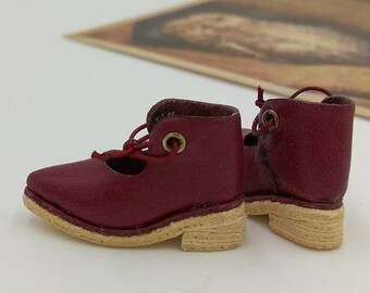 Blythe Momoko DAL Pullip Boots Shoes (Doll Shoes 26-022) / FREE SHIPPING /