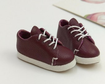 Blythe Momoko DAL Pullip Boots Shoes (Doll Shoes 29-014) / FREE SHIPPING /