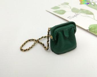 Doll Purses / Handbag for  Barbie  Blythe  Momoko  DAL  Pullip  (HB-001) / FREE shipping/