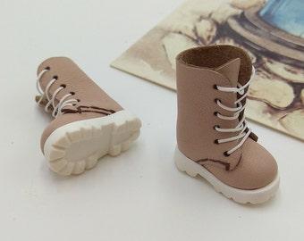 Cacao Handmade Shoes  For Doll Blythe / Barbie / Momoko / Licca /  DAL / Jenny / Latti _Y / Pullip