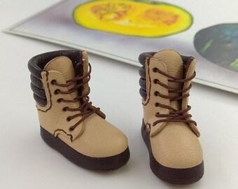 Smart Casual Style Handmade Shoes  For Doll Blythe / Barbie / Momoko / Licca / Obitsu / DAL / Jenny / Latti _Y / Pukifee / Pullip