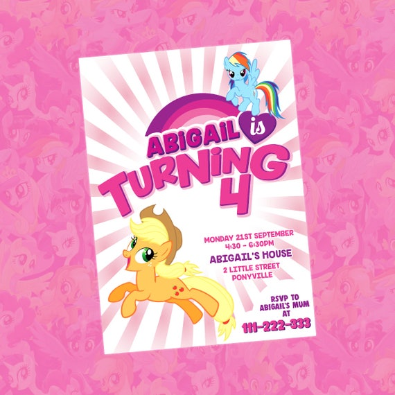 photo regarding Free Printable My Little Pony Birthday Invitations called My Very little Pony Invitation, My Tiny Pony Birthday Invitation, My Tiny Pony Bash Invite, My Very little Pony Printables, Absolutely free Thank Yourself Card