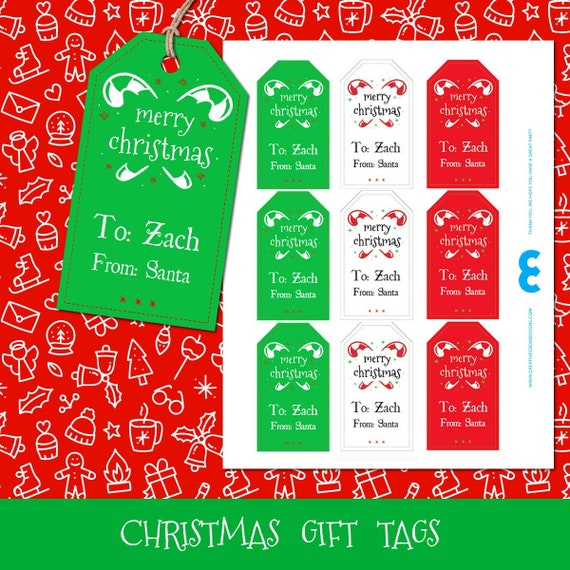 image about Printable Holiday Tags named Xmas Present Tags, Xmas Tags, Xmas Tags Printable, Family vacation Reward Tags, Trip Tags, Merry Xmas Tags, Electronic Report, Quick