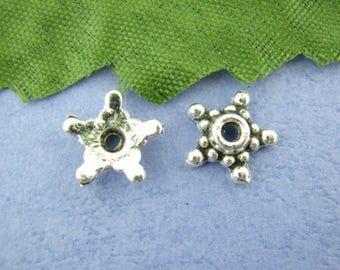 Set of 10 pearls 9mm Pentacle