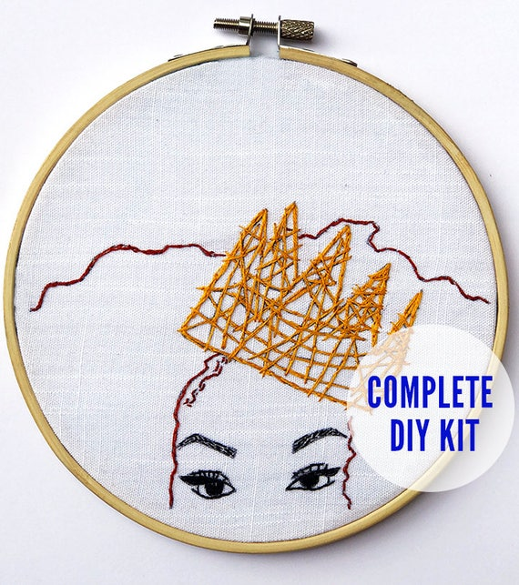 Cool Embroidery Art