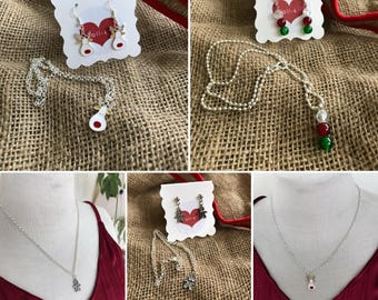 Christmas jewellery sets!