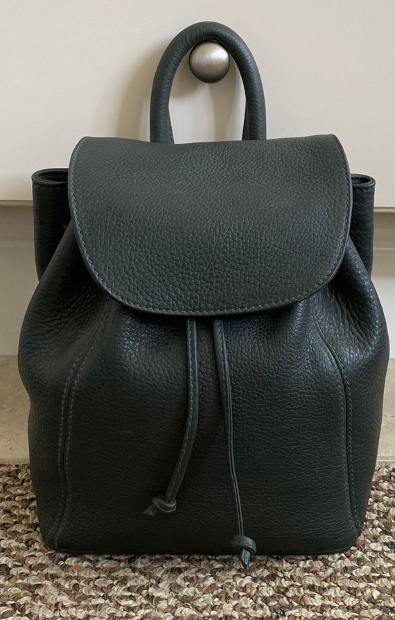 NWT Coach Sonoma Vintage Ivy Green Small Backpack