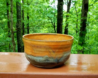 Handmade pottery bowl, ramen bowl, prep bowl, soup bowl, ice cream bowl, serving bowl, pho bowl, 5+ cups, FREE SHIPPING