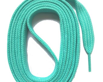 SNORS - mint-coloured BANDS for SCHUTZMASKEN 60-90 cm for breathing masks Mouthguard washable 3 lengths