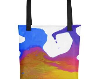 Tote bag, distinctive design