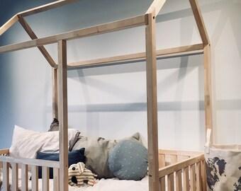 Hausbett Etagenbett : Hausbett spielbett abenteuerbett kinderbett in nordrhein