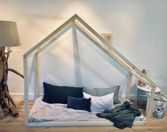 Hausbett Etagenbett : Hausbett kinderzimmer ausstattung und möbel gebraucht kaufen