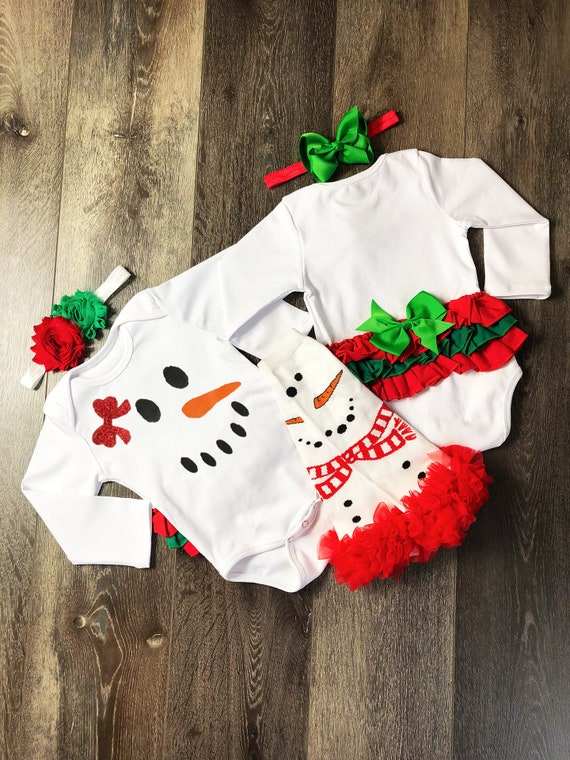 my first christmas baby girl outfit my 1st christmas baby Snowman Christmas baby girl snowman outfit snowman baby girl christmas outfit