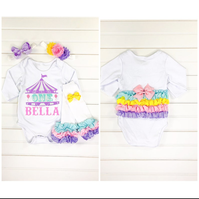girls carnival1st birthday outfit carnival birthday circus first birthday pastel circus 1st birthday girls circus 1st birthday outfit