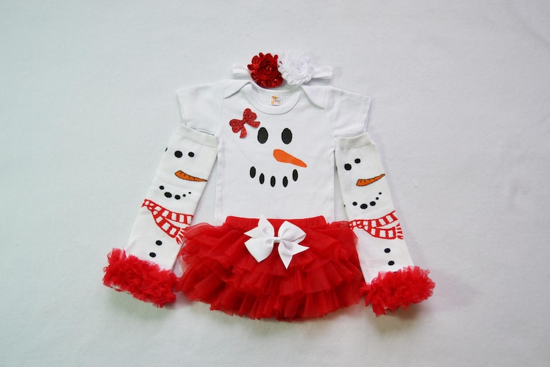 snowgirl baby girl christmas outfit snowman baby girl christmas outfit my 1st christmas baby my first christmas baby girl outfit