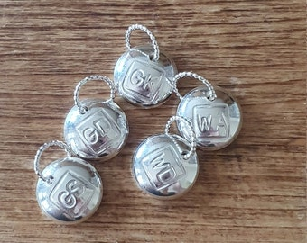 Netball jewellery - netball charm