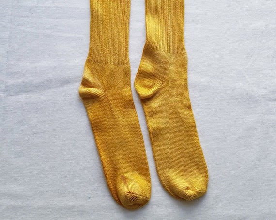 Bamboo Plant Dyed Socks