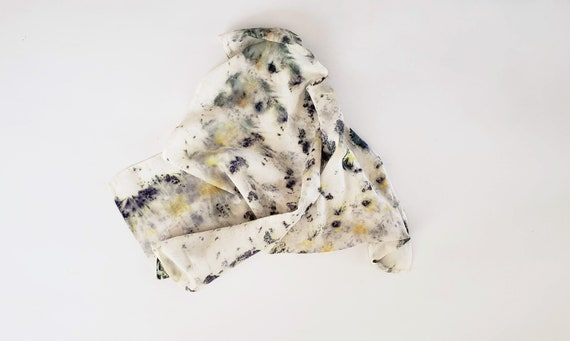 Organic Cotton Botanically Dyed Bandana