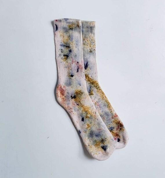 Hemp Bundle Dyed Socks