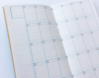Keep A Notebook Monthly Insert - 10