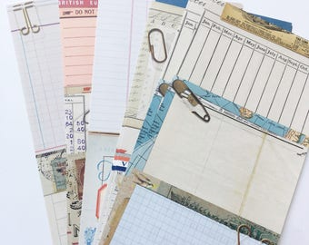 Keep A Notebook Memo Sheets with Folder - 09