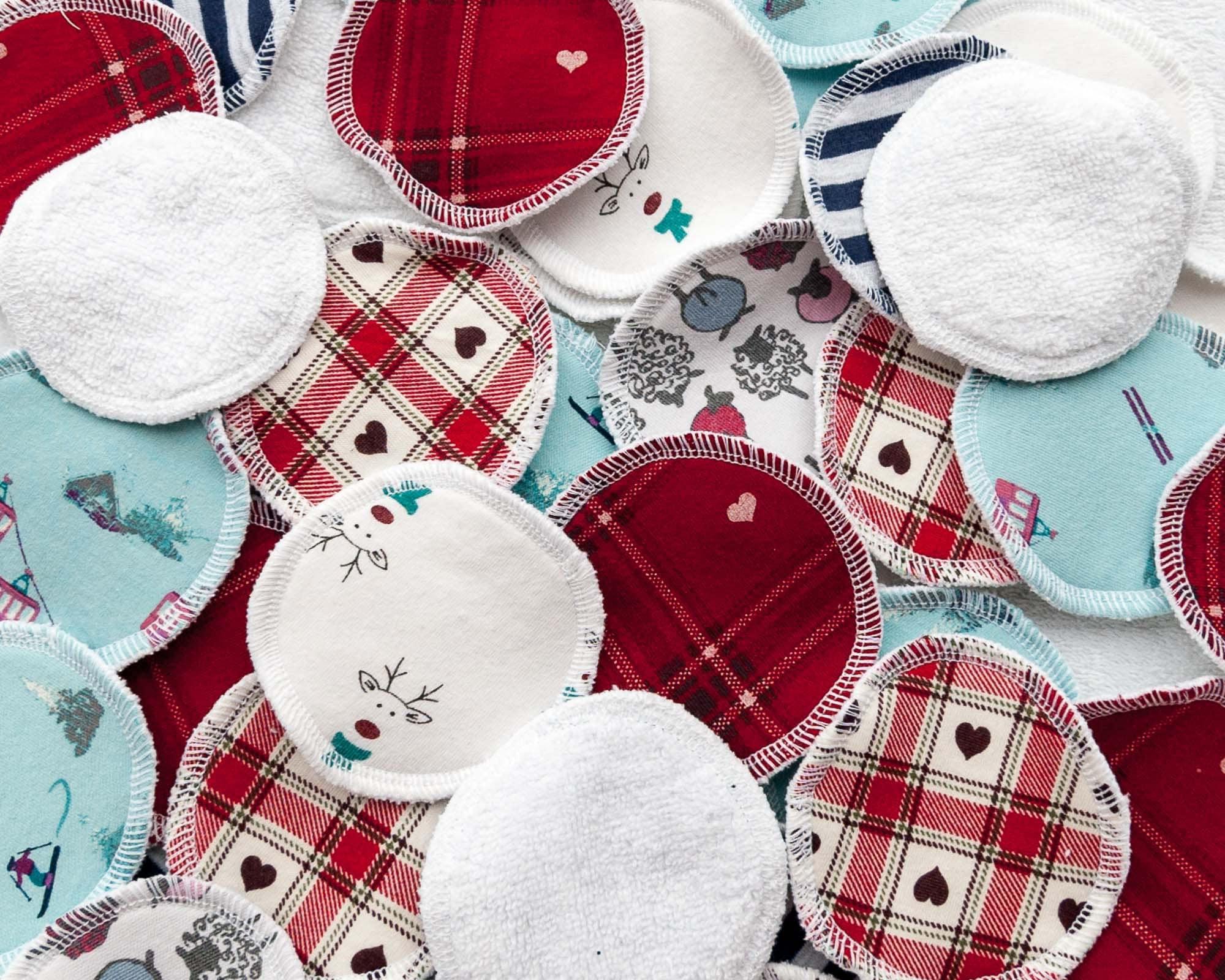 Zero Waste Christmas Gift Ideas 10 Or 20 Reusable Cotton Etsy
