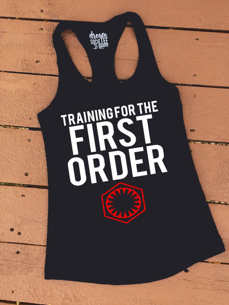 d8aaeb5cf7285d Training for the FIRST ORDER Leg Day Workout Funny Star Wars