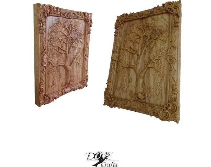 Art of Carving on Oak wood**No Christmas Guarantee**