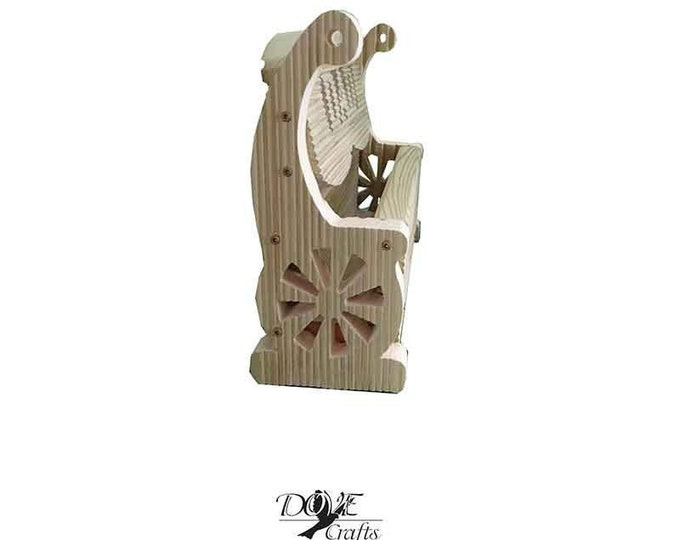 Wheels Bench Planter personalised /Hanging planter. Hand Crafted