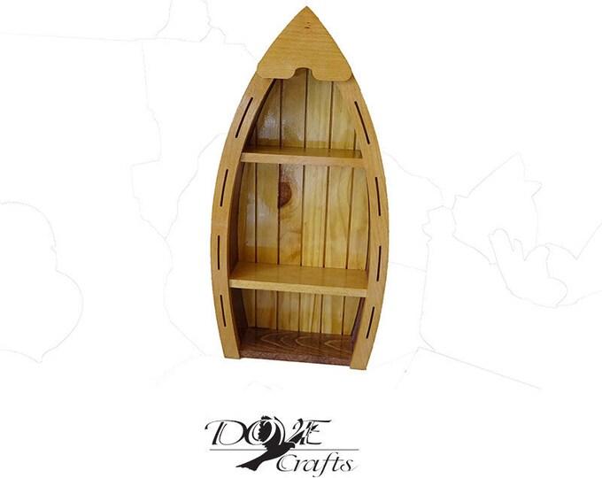 Boat Shelf Display