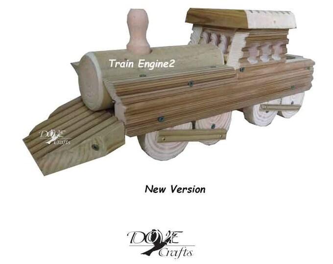 Train Planter Set