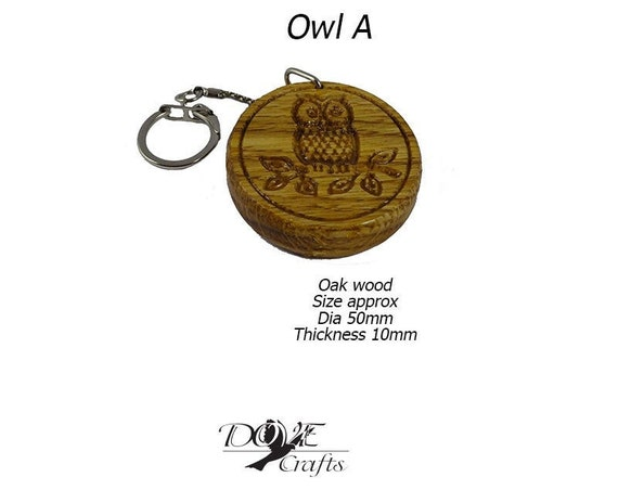 Owl and Different Keyrings