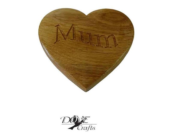 Love Heart with personalisation