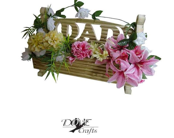 Memorial Planter Personalised, Hand Crafted